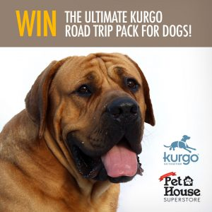 Kurgo Australia – Win a travel prize pack for dogs