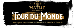 Monde Nissin – Win a year's worth of Maile product