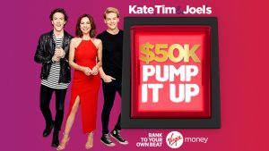 Nova Perth – Pump It Up – Win a major prize of $50,000 cash OR 1 of 5 minor prizes of a $500 voucher each