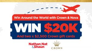 Nova Perth – Win a major prize of $20,000 OR 1 of 2 minor prizes of a $2,500 gift card each