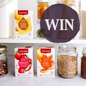 Red Seal – Win a tea selection