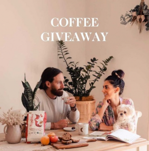 Republica Organic – Win free Organic Coffee for a month (you and your friend both win)
