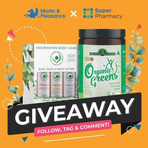 SuperPharmacy – Win a wellness prize pack
