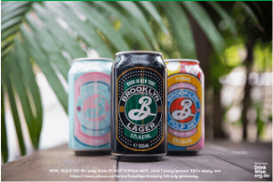 The Brooklyn Brewery – Win 1 of 3 prize packs