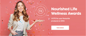 The Nourished Life – Wellness Awards 2021 – Vote to Win 1 of 10 prize packs valued at $200 each
