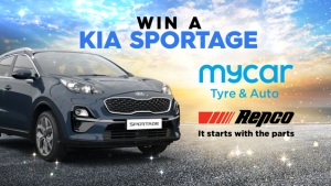 Today Show – MyCar Kia Sportage – Win a 2021 KIA Sportage SX Petrol 2WD Automatic valued over $32,000 (Registration and Insurance for 12 months also included)