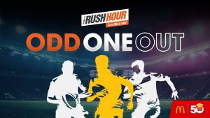 Triple M Sydney – Odd One Out – Win 1 of 8 prize packs valued at $384 each