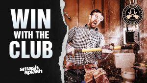 Triple M Sydney – Win a voucher for 8 people to attend Smash Splah Gladeville including pizza and drinks