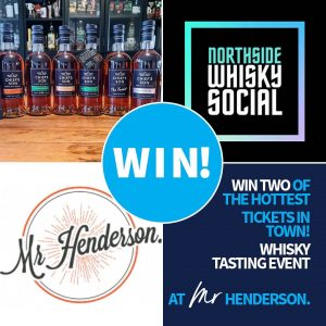 Zac McHardy Real Estate – Win 2 of the hottest tickets to the Whisky Tasting event