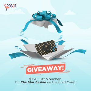 Zoober Rent – Win a $150 gift voucher for The Star Casino on the Gold Coast