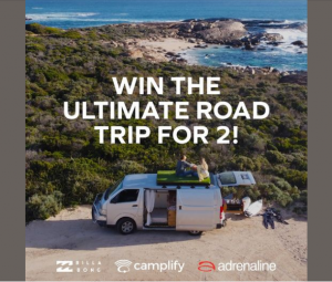 adrenaline.com.au – Win the ultimate road trip for 2