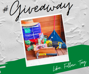 A Wood Shed – Win a fabulous prize pack