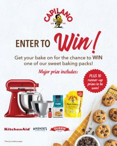 Capilano Honey – Win a major prize valued over $1,000 OR 1 of 10 minor prizes