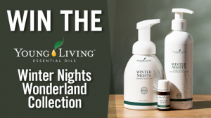 Channel Seven – Sunrise Family Newsletter – Win 1 of 3 Young Living's Winter Nights Wonderland Collections
