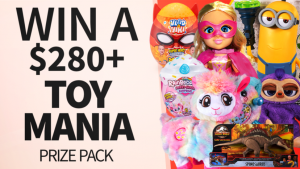 Channel Seven – Sunrise Family Newsletter – Win a toy prize pack valued over $280