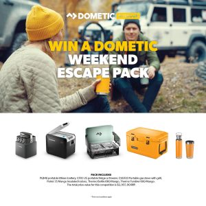 Dometic Outdoor – Win a prize package valued at over $2,900