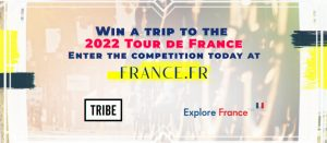 Explore France – Win a trip to the Tour de France in 2022