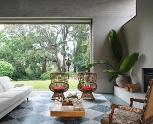 Homes To Love – Vote to Win a Flexform 'Joyce' armchair from Fanuli valued over $4,000
