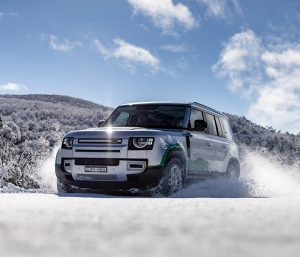 Jaguar Land Rover – Win a weekend away to Thredbo, NSW for 2 including the use of a 2021 Land Rover Defender