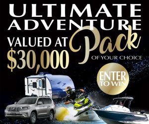 My Money House – Win a $30,000 gift voucher to use towards the purchase of adventure pack items