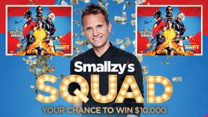 Nova – The Suicide Squad – Win a major prize of $10,000 OR 1 of 4 minor prizes
