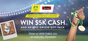 Nova – Win a first prize of $5,000 cash PLUS a Swisse gift pack OR 1 of 2 minor prizes