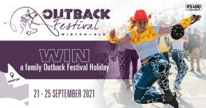 Outback Festival – Win a family holiday to Outback Festival, Winton QLD