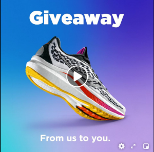 Saucony – Win 1 of 5 pairs of shoes