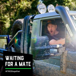 TRED 4×4 – Win a set of TREDs and the chance to be featured in a TRED