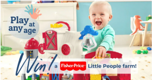 Tell Me Baby – Win a Fisher Price Little People Farm set