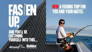 Triple M – Win 1 of 3 Fishing Trips valued at $1,500 each