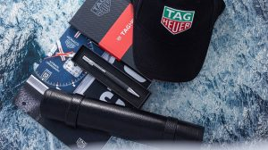 WorldTempus – Win 1 of 5 TAG Heuer prize packs
