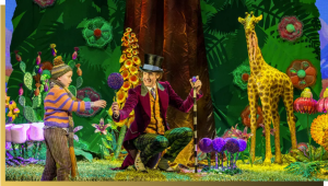 4KQ – Win 1 of 5 prize packs including a Family A Reserve Pass to Charlie and the Chocolate Factory live at QPAC PLUS $100 to dine at Lyrebird Restaurant