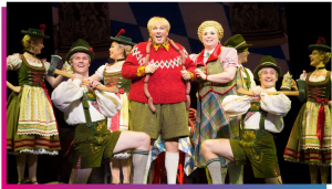 97.3FM Brisbane – Win a family pass to Opening Night of Charlie ad The Chocolate Factory at QPAC including pre show food and drinks package