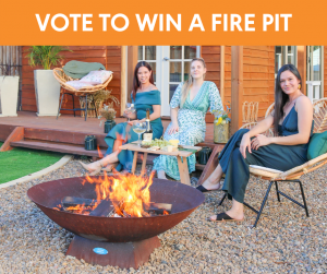 Aarons Outdoor – Father's Day – Win an Aussie Made Fire Pit