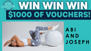 B105 Brisbane – Win a $500 abi and joseph activewear PLUS $500 for Adore Beauty