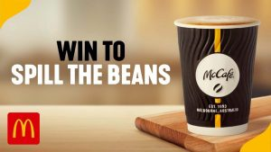 B105 Brisbane – Win a Coffee Catch-up inclusive of free food and coffee with a select Brisbane Lions Player/s at a local McCafe convenient