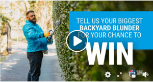 Bushranger Power Equipment – Win a major prize of a Push Mower valued at $559 OR 1 of 2 minor prizes