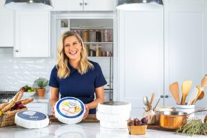 Calendar Cheese Company – Win 1 of 2 cooking classes for 2 hours with Fromager d'Affinois hosted by Justine Schofield in Sydney (return flight and accommodation are included)