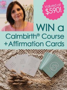 Calm Birth – Win a Father's Day 2021 prize pack