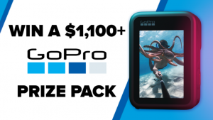 Channel Seven – Sunrise Family Newsletter – Win a GoPro prize pack valued over $1,000