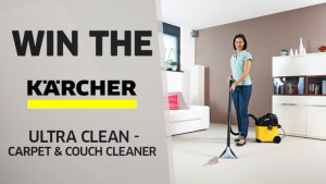 Channel Seven – Sunrise Family Newsletter – Win a Karcher Carpet and Couch cleaner