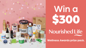 Channel Seven – Sunrise Family Newsletter – Win a Nourished Life prize pack
