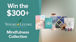 Channel Seven – Sunrise Family Newsletter – Win a Young Living prize pack valued at $300