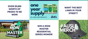 ICL – Win a grand prize valued over $5,000 OR 1 of 2 minor prizes