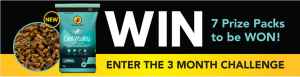Mitavite – Win 1 of 3 major prizes of a 3-month supply of Cool Vitality PLUS a Merchandise pack OR 1 of 4 minor prizes