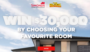 Nine Now – The Block Viewers Choice 2021 – Win a $30,000 cash prize