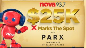 Nova Perth – Win 1 of 100 prizes including an item or a cash amount