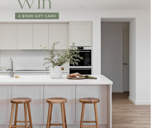 Oak and Orange – Win a $1,000 Visa gift card thanks to Better Built Homes