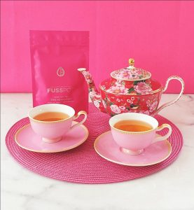 Pretty Little Fusspot – Win a prize pack of any collagen infused beauty tea blend of your choice